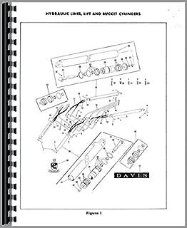 Ford 8N Davis A1 Loader Attachment Parts Manual (Attachment)