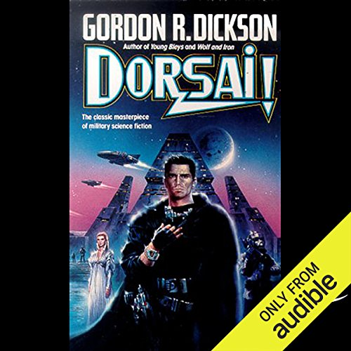 Dorsai! audiobook cover art