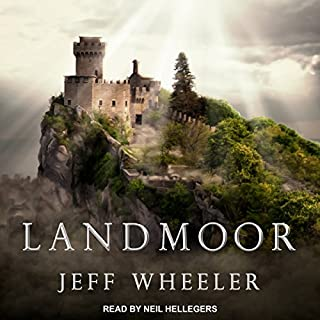 Landmoor audiobook cover art