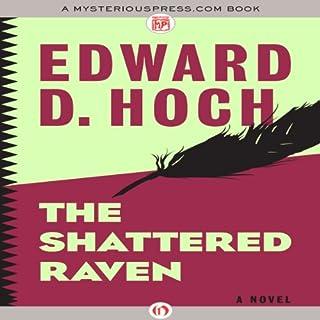 The Shattered Raven audiobook cover art