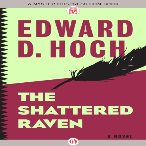 Couverture de The Shattered Raven