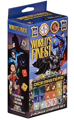 DC Comics dit Masters - mondes meilleurs - Starter Set