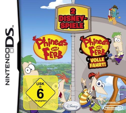 Phineas und Ferb 1 + 2 Doppelpack (Phineas und Ferb / Phineas und Ferb: Volle Fahrt!)