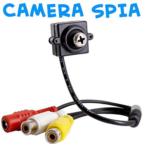 Mikrokamera/Micro Camera/CCD-Farbkamera mit Mikrofon