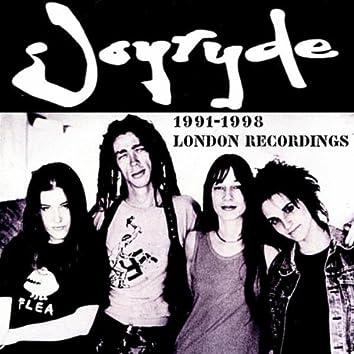 Joyryde 1991-1998 London Recordings