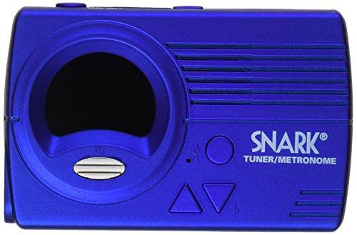 Snark SN-3 - Metrónomo y afinador para guitarra y bajo
