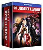 Coffret justice league 6 films animés