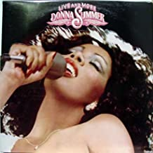 Donna Summer Live and More Trifold 2 Vinyl Record LPs Album - Original US Pressing NBLP 7119 - Disco Funk Soul 1978 VG+ + VG+
