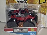 Hot Wheels 2011 Monster Jam 1ST Edition #36/80 Metal Mulisha 1:64 Scale Collectible Truck with Monster Jam Tattoo