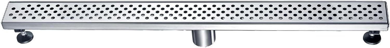 Dawn LRE320304 Rhone River Series Linear Shower Drain, 32-Inch
