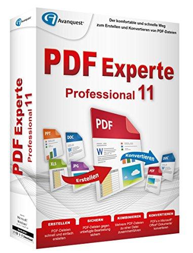 Avanquest Deutschland -  PDF Experte 11