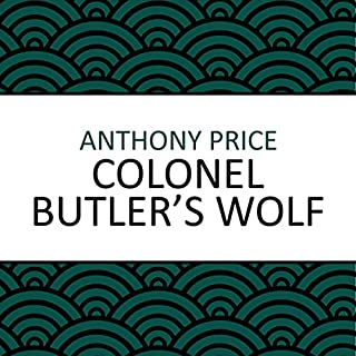 Colonel Butler's Wolf audiobook cover art