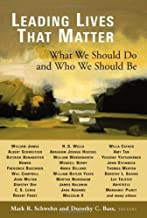 Leading Lives That Matter Ebook