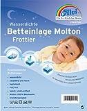 Alvi 93753 Betteinlage Baby-Wohl-Molton Frottee 50x70 cm