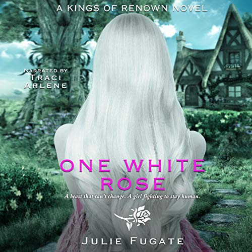 One White Rose     Kings of Renown              By:                                                                                                                                 Julie Fugate                               Narrated by:                                                                                                                                 Traci Arlene                      Length: 8 hrs and 18 mins     1 rating     Overall 4.0