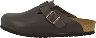 Birkenstock Schuhe Boston Naturleder Normal