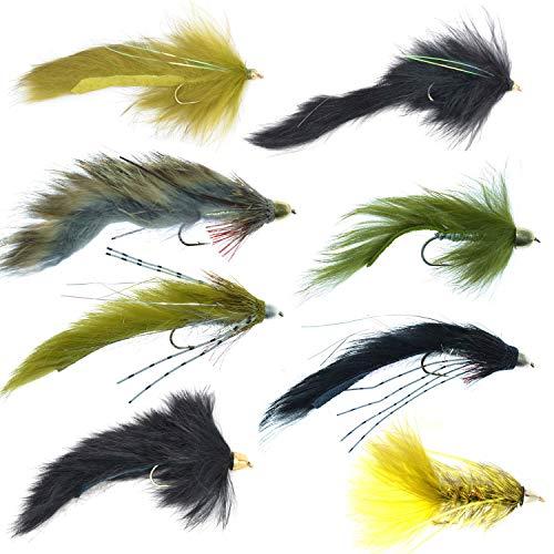 bunny leech best fly fishing flies for trout