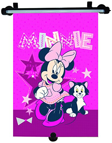 Minnie Mouse MISAA112 Pare-Soleil Rose