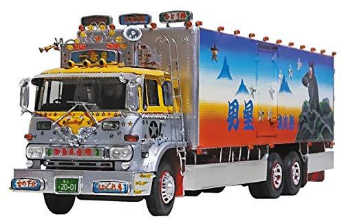 青島文化教材社 1/32 トラック野郎シリーズ No.1 一番星 御意見無用 プラモデル