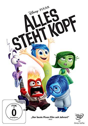 Alles steht Kopf (Pixar Lieblingsfilme)