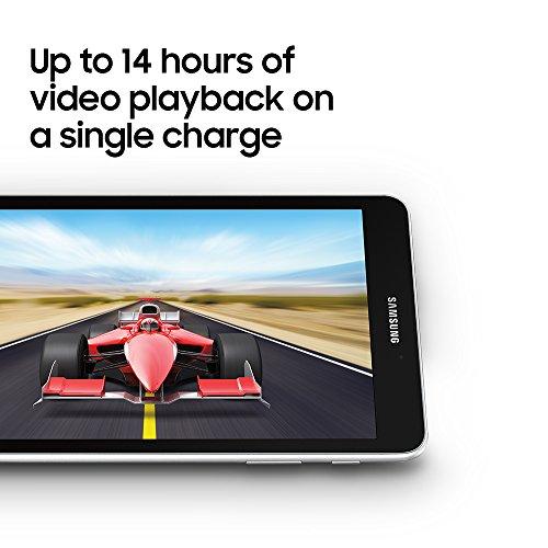 Samsung Galaxy Tab A 8 32 GB Wifi Tablet (Silver) - SM-T380NZSEXAR