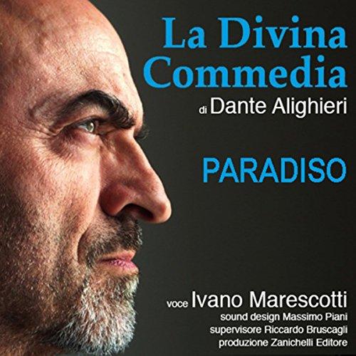 Couverture de La Divina Commedia: Paradiso