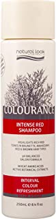 Natural Look Intense Shampoo, Red, 250 ml