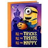Hallmark Minions Halloween Card with Song for Kids (Plays 'Happy' by Pharrell Williams)