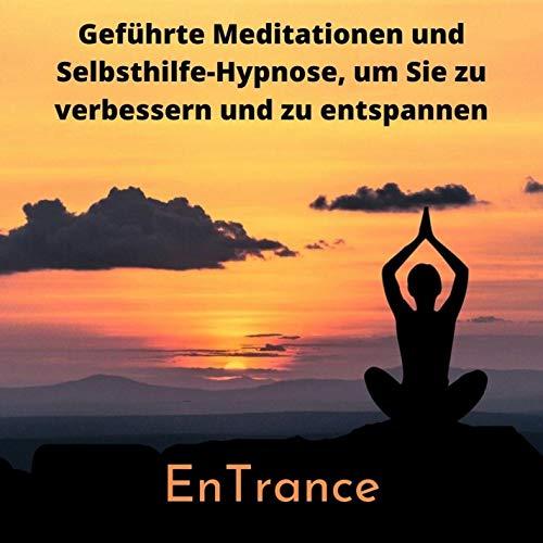 Geführte meditation die Ihnen hilft schlank zu sein hypnose um gewicht zu verlieren und sich gesund zu ernähren