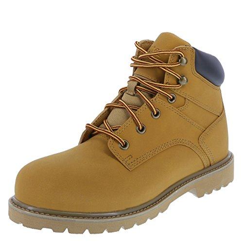 Dexter Men's Chamois Men's Douglas Steel Toe Work Boot 9.5 Wide
