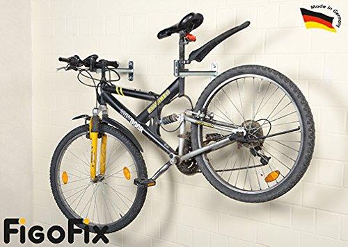 FigoFix Fahrradhalter-Set, Spezialhalterung, Halterung, Fahrrad, Befestigung