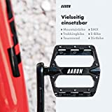 Zoom IMG-2 aaron rock set pedali flat