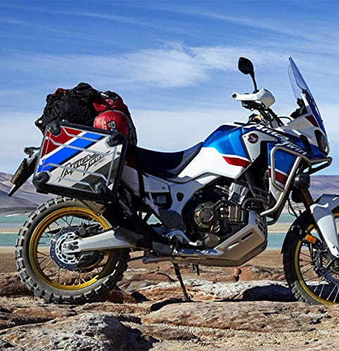 Kit de 2 Protectores Adhesivos para Maletas Honda Africa Twin CRF1000L Adventure Sports VHASA-001