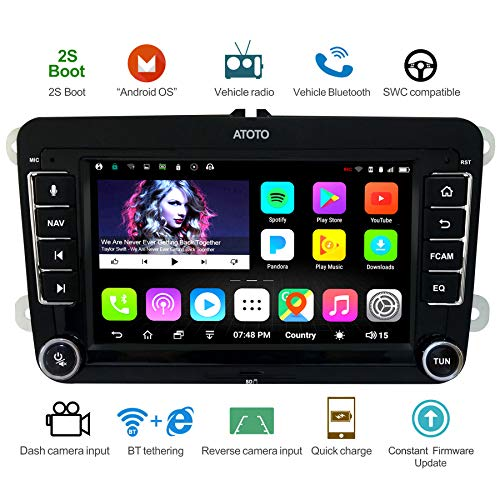 ATOTO A6 Doppio din Android Car Navigation...