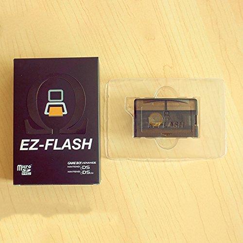 Entrega gratis Tarjeta de juego EZ Omega Micro SD para GBA GBASP IDSL NDS NDSL