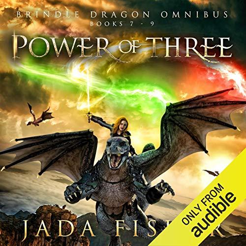Power of Three Omnibus cover art