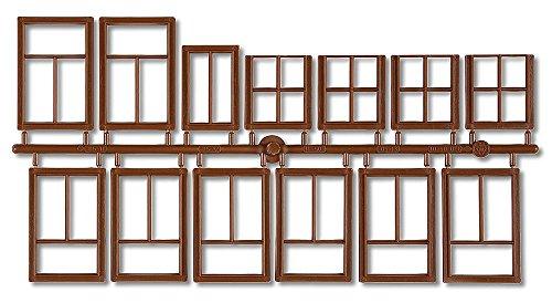POLA 333109 - Fenster, braun