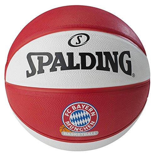 Spalding Basketball Elteam FCB Sz.7, 83-106Z, Mehrfarbig, 7