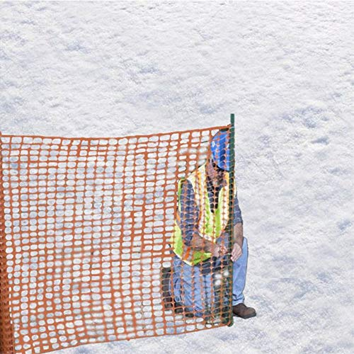 Ez4garden Mehrzweck-Schneezaun, 1,2 x 30,5 m