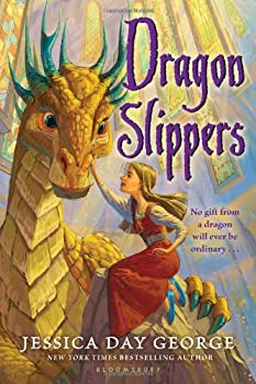 Paperback Dragon Slippers Book