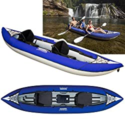 Aquaglide Inflatable kayak for dogs