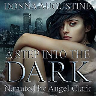 A Step into the Dark audiobook cover art