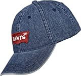 Levi's BIG Batwing Ball Cap Denim Casquette Souple, Bleu (Light Blue 13), Unique...