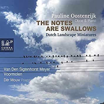 The Notes Are Swallows
