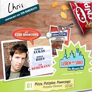 Chris - Pizza, Putzplan, Poweryoga (Leben Hoch Drei 1) Titelbild