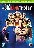The Big Bang Theory - Complete Season 7 [Edizione: Regno Unito] [Italia] [DVD]