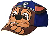 Nickelodeon Kids Hat Little Age 2-7, Paw Patrol, Blue-Chase, Toddler Boys, Ages 2-4