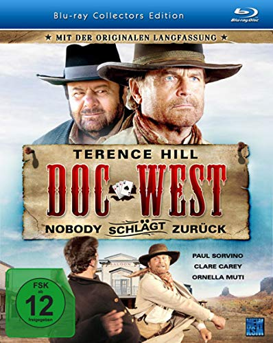Doc West - Nobody schlägt zurück: Collectors Edition [Blu-ray]