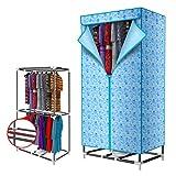 CHS@ 衣類乾燥機家庭用二層大容量乾燥ワードローブサイレント省電力空気乾燥機ハイパワー高速乾燥衣類靴キルトカバー