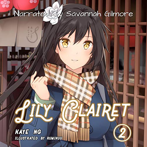 『Lily Clairet: Book 2』のカバーアート